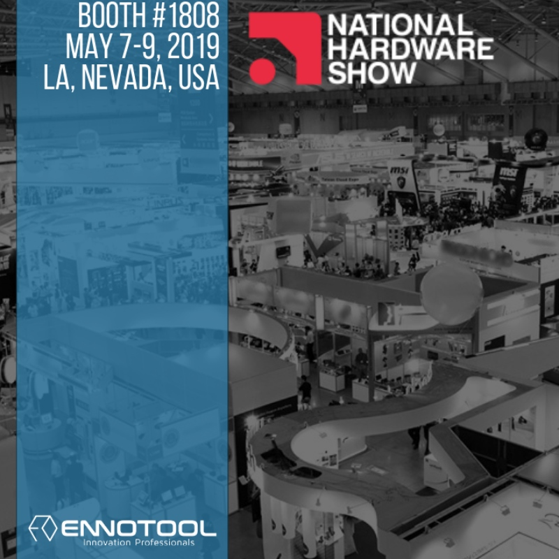 2019 National Hardware Show-Power Battery